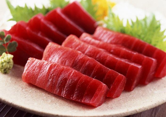 Thịt có màu đỏ