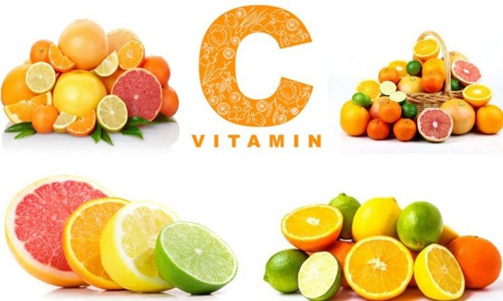 Trái cây nhiều Vitamin C