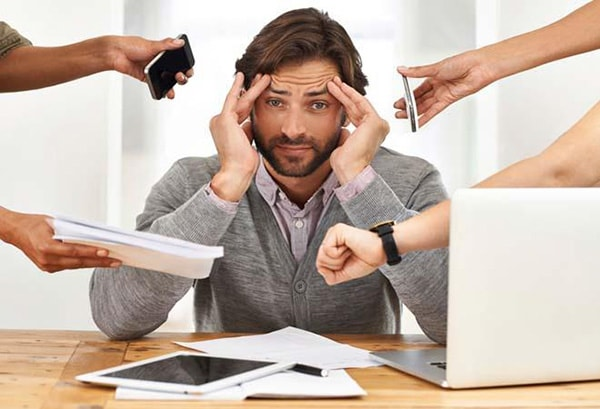 Tâm lý căng thẳng