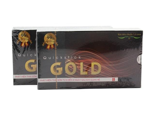 Que thử thai Quickstick Gold 5mm