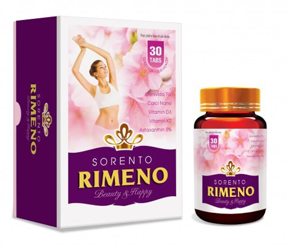 Bổ sung nội tiết tố SORENTO RIMENO