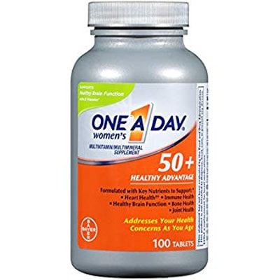 Thuoc bo One A Day Women's 50+ Heathy Advantage