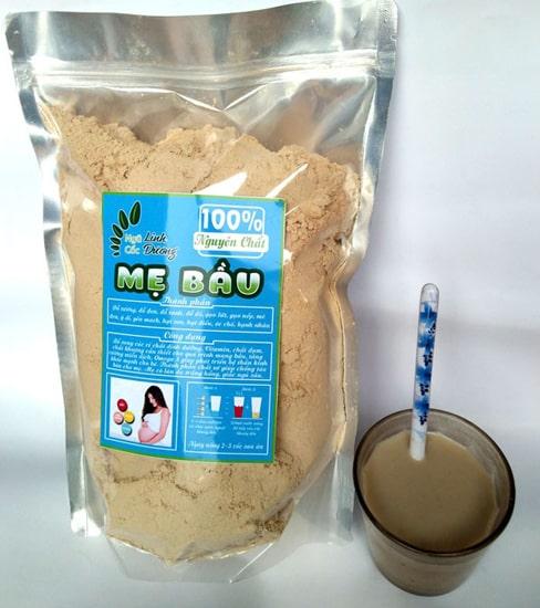 Bột ngũ cốc giảm cân Linh Dương