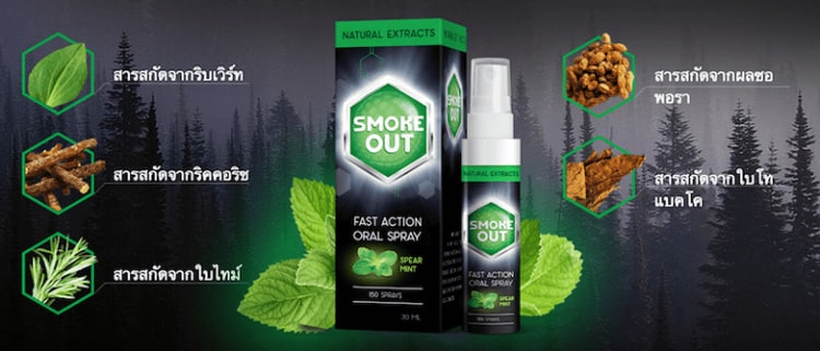 Thanh phan cua Smoke Out