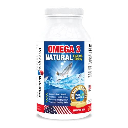 Thuốc bổ mắt Omega 3 Principle Nutrition