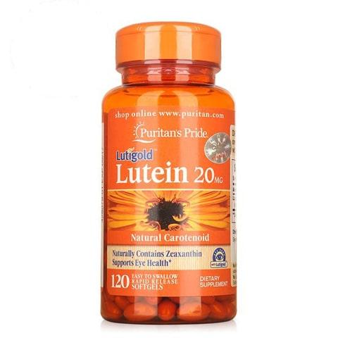 Thuốc bổ mắt Puritan's Pride Lutein