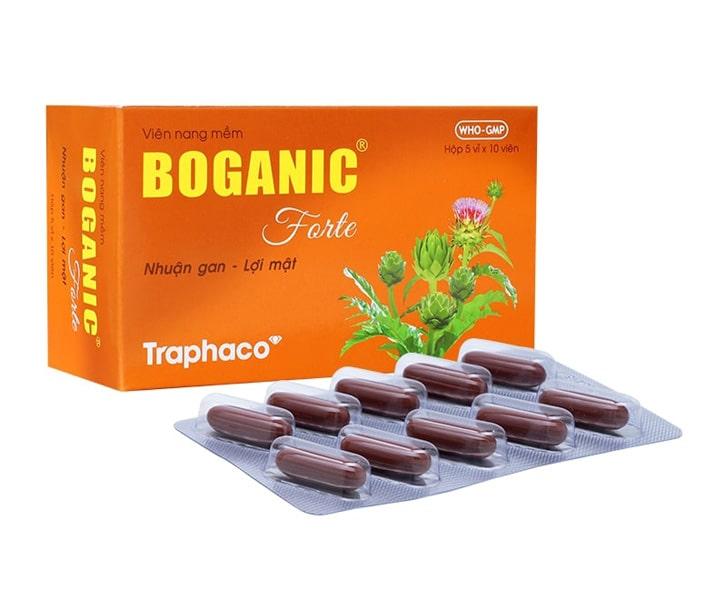 Thuoc giai doc gan Boganic