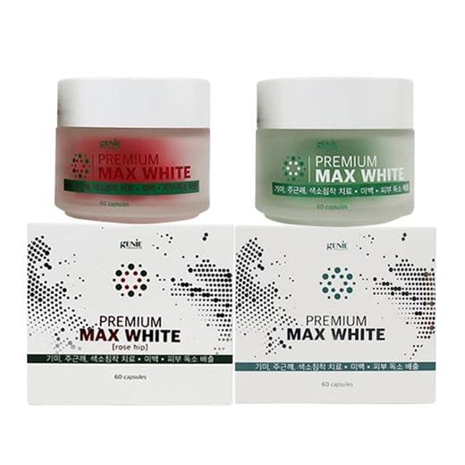 Premium Max White Genie