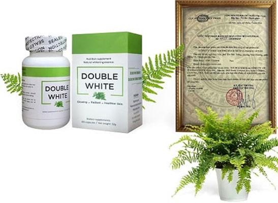 Giải thưởng của Double White