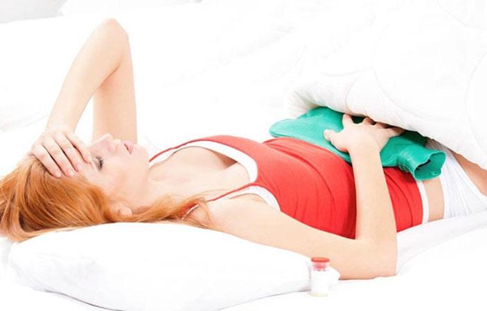 Mẹo giảm đau bụng kinh