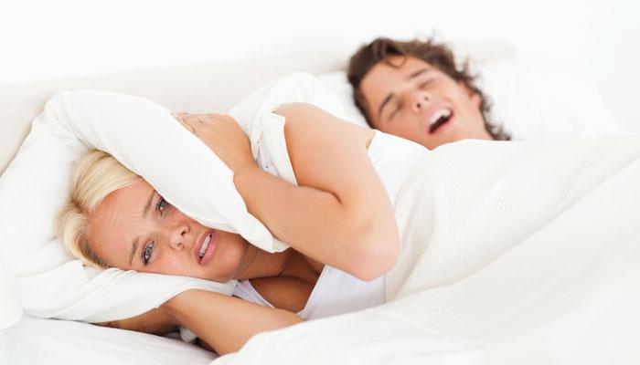 Ngủ ngáy là gì?