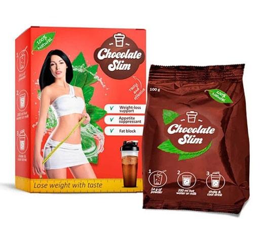 Thuốc giảm cân Chocolate Slim của Nga