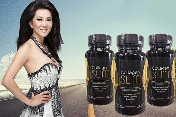 Sản phẩm giảm cân Collagen Slim