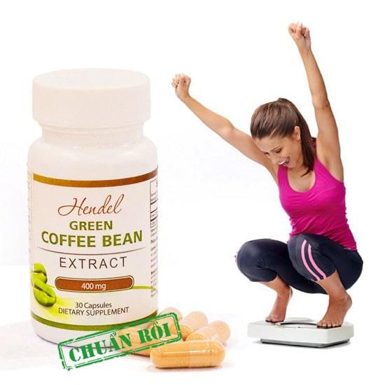 Thuốc giảm cân Green Coffee Bean