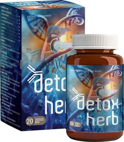 Cách hoạt động của Detox Herb