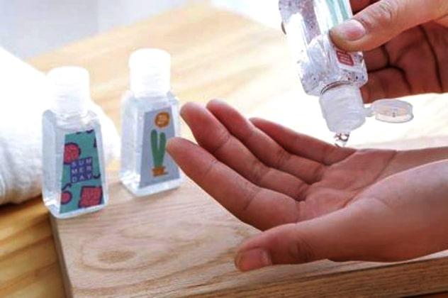 Nước rửa tay khô là gì?