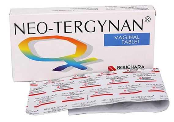 Thuốc đặt phụ khoa Neo-tergynan