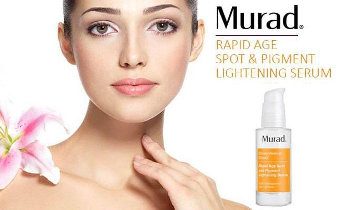 Rapid Age Spot And Pigment Lightening