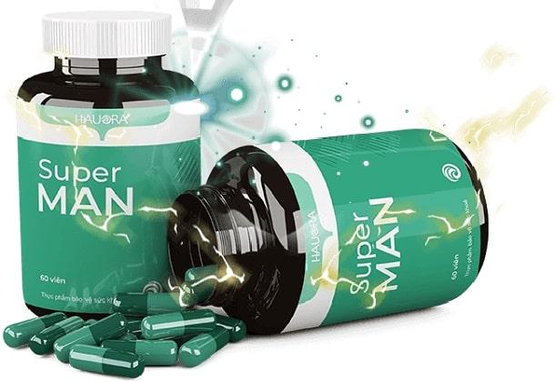 Công dụng của Vitamin Superman