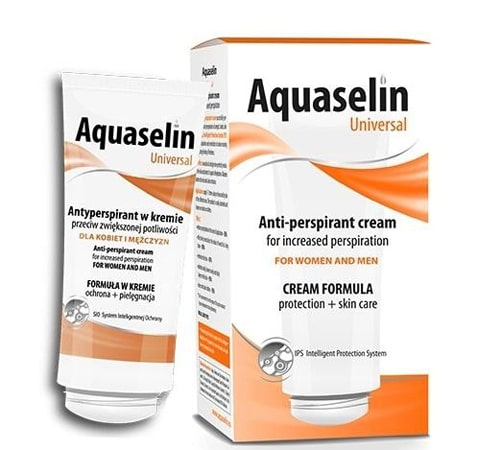 Aquaselin Universal Antiperspirant Cream