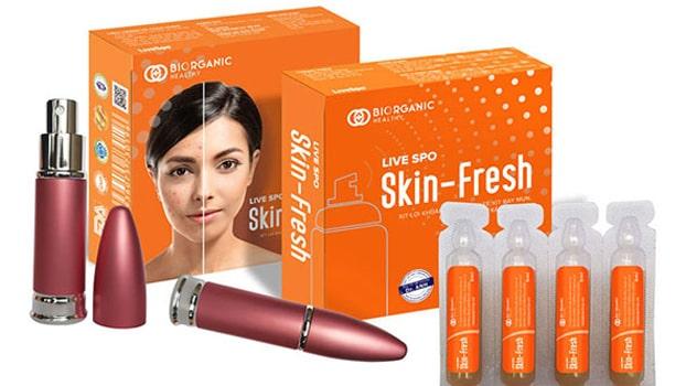 Skin fresh trị thâm