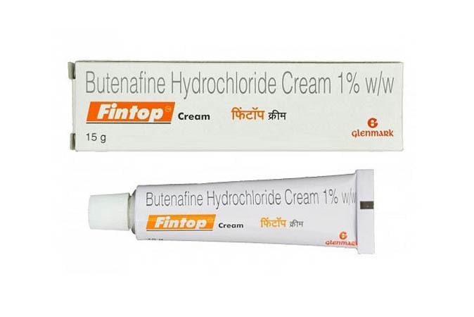Thuốc trị hắc lào Butenafine