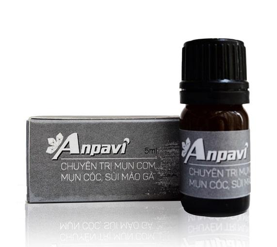 Thuốc bôi trị mụn cóc Anpavi