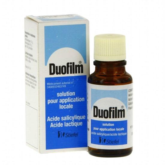 Thuốc trị mụn cơm Duofilm 15ml