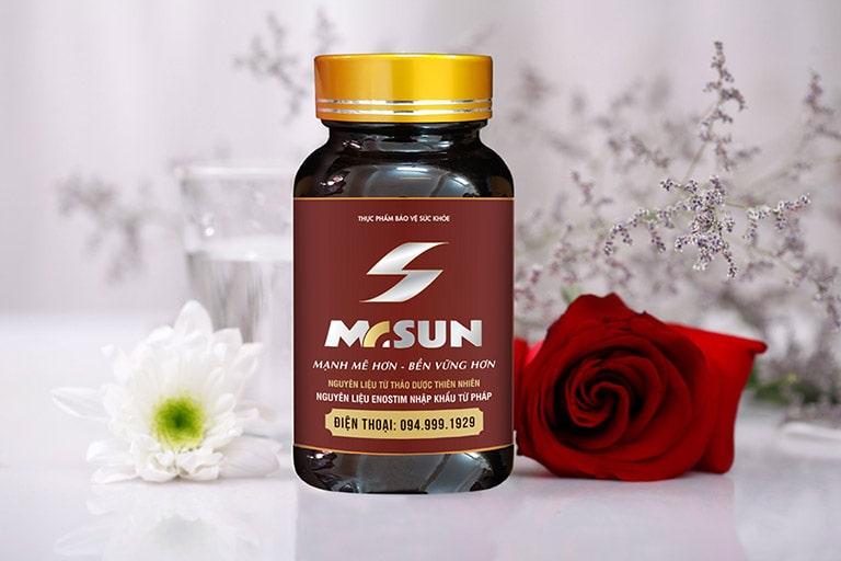 Viên Uống Mr Sun