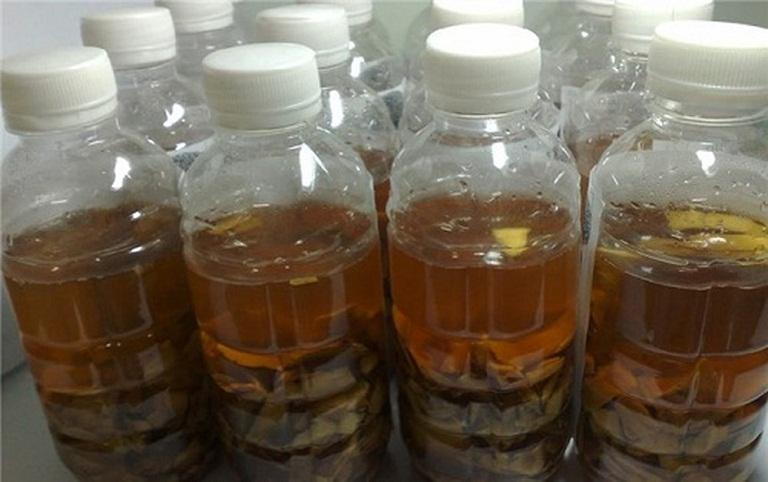 Cây lược vàng chữa mụn nhọt