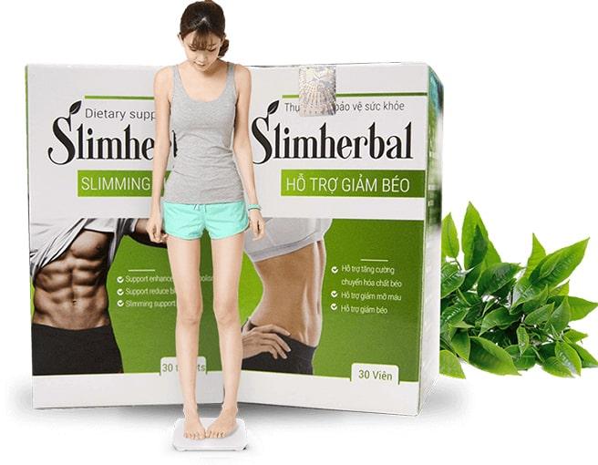 Thuốc giảm cân Slimherbal