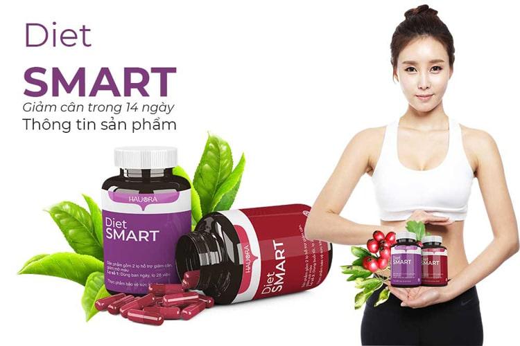 Viên giảm cân Diet Smart