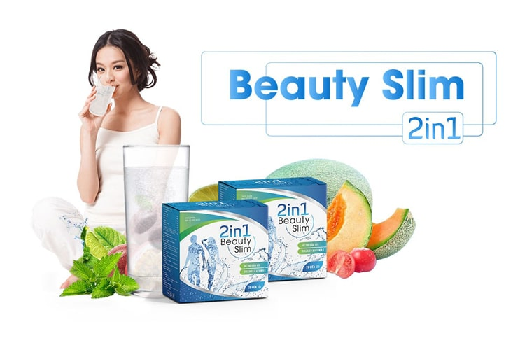 Giảm cân Beauty Slim 2in1