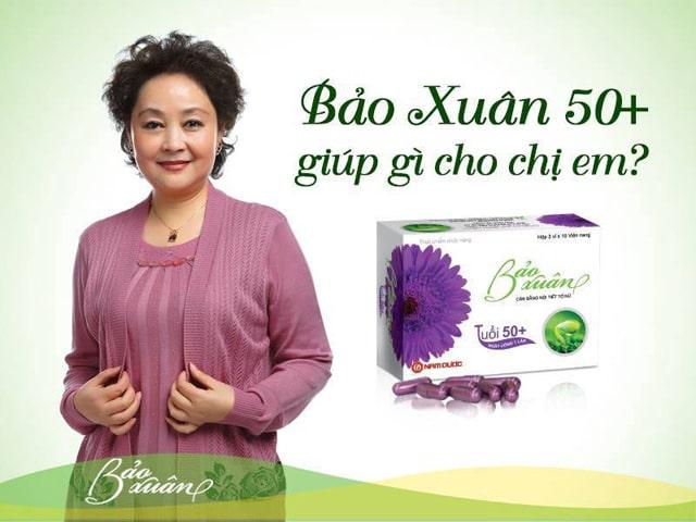 Viên uống Bảo Xuân 50+