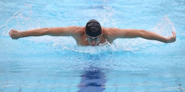 Bơi lội chữa xuất tinh sớm hiệu quả