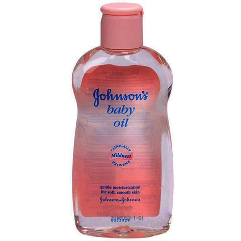 Gel bôi trơn Johnson Baby