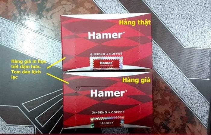 Cách phân biệt kẹo sâm Hamer chính hãng