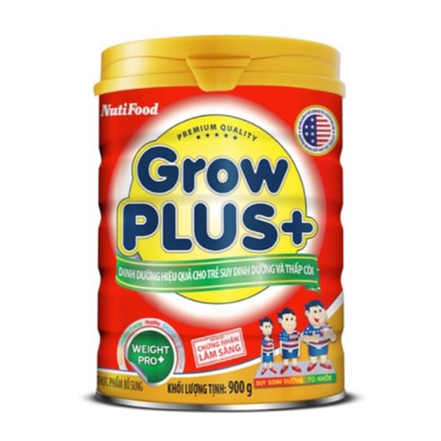 Sữa tăng cân Grow Plus
