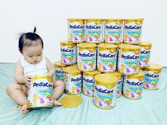 Vì sao nên lựa chọn sữa tăng cân cho bé?