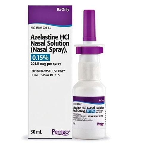 Thuốc trị viêm mũi dị ứng Azelastine