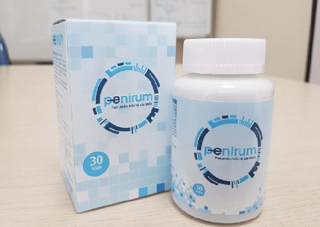 Thuốc chữa bệnh xuất tinh sớm Penirum