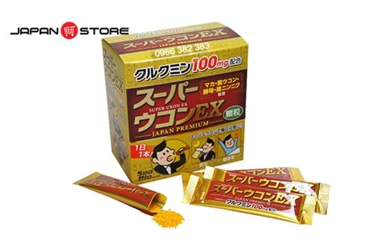 Thuốc giải rượu Nhật Bản Ukon