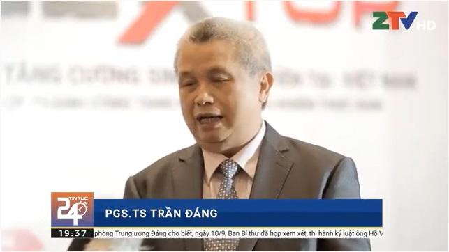 PGS-TS Trần Đáng đánh giá viên sủi Zextor