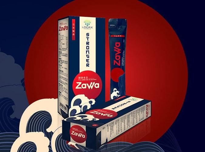 Thức uống tăng cường sinh lý Zawa