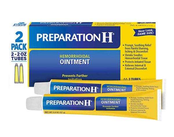 Thuốc bôi trị bệnh trĩ Preparation H