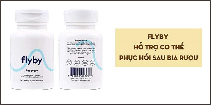 Thuốc giải rượu Flyby