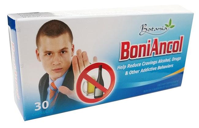 Thuốc giải rượu Boniancol