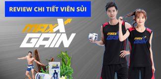 Viên tăng cân Maxxgain