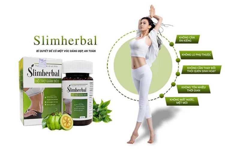 Giảm cân Slimherbal có tốt không?