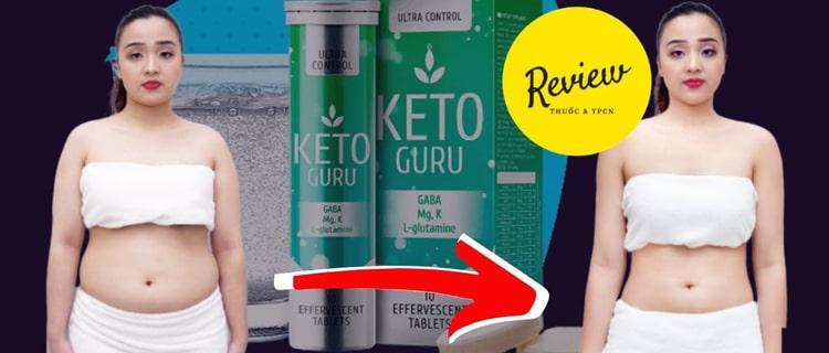Đối tượng sử dụng viên giảm cân Keto Guru